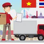Vận chuyển hàng hóa sang Thái Lan