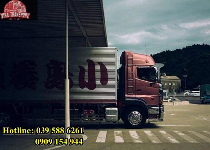 Chành xe gửi hàng đi Campuchia hình 1